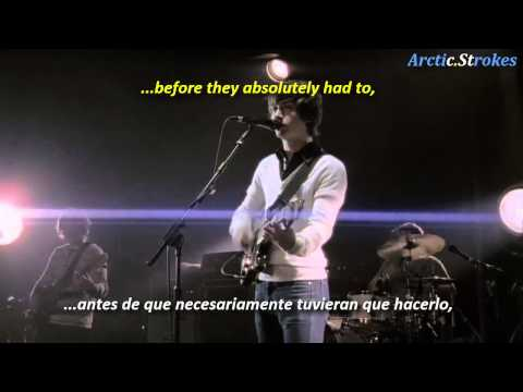 Песня arctic monkeys old yellow bricks скачать
