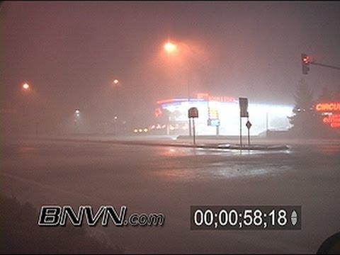 8/28/2007 Minneapolis, MN area severe thunderstorms