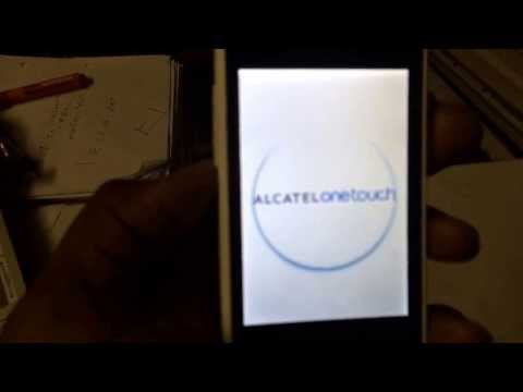 ALcatel One Touch 4010x Hard Reset