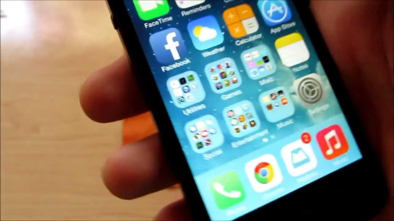 How Do U Unlock A Iphone
