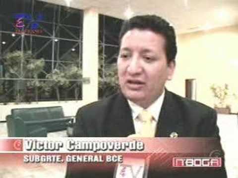 Sucursal Banco Central Cuenca cumple 80 años