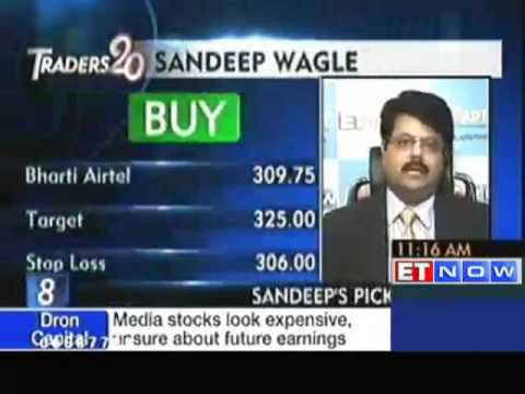 Buy Axis Bank, Bharti Airtel; sell Jubilant Food : Sandeep Wagle