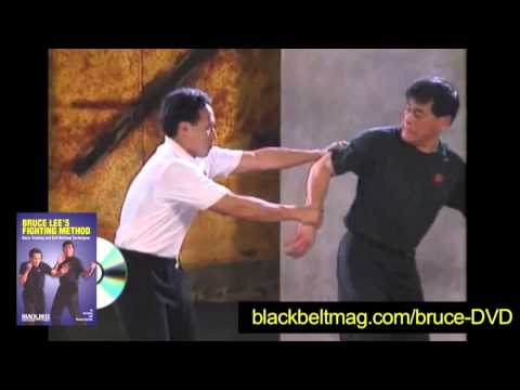 Richard Bustillo: 4 Jeet Kune Do Techniques From Bruce Lee's Fighting Method DVD Image 1
