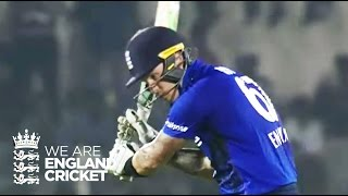 Highlights - Sam Billings 93, MS Dhoni 68* - India A v England