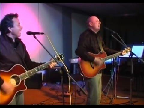 Валерий Короп и Влад Канашин на Рождество 2