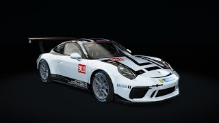 R7 Montreal @ Porsche GT3 Cup USA - LIVE ONBOARD