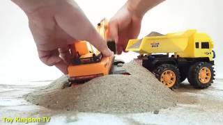O to do choi cho be, xe may xuc , xe cần cẩu, xe máy xúc cát đồ chơi