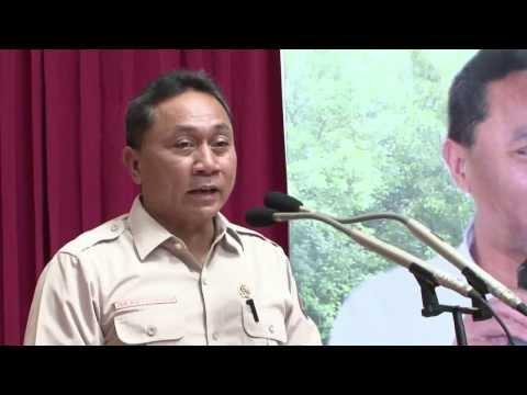 Hutan Tanaman, Tulang Punggung Industri Perkayuan Nasional. - Temanggung 28/02/2014