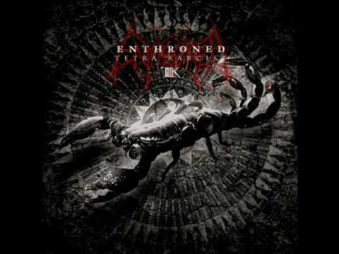 Enthroned - The Seven Ensigns of Creation