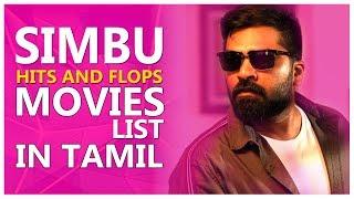 Simbu Big Hits and Great Flops… in Tamil