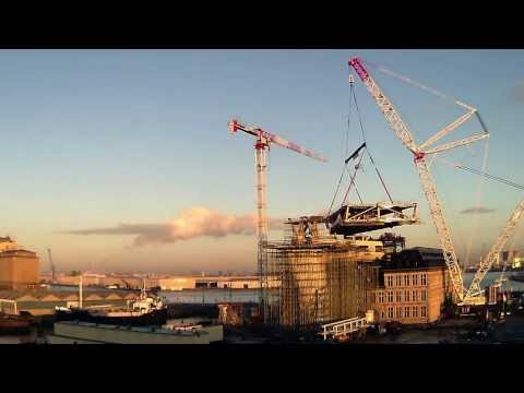 The making of the new Port of Antwerp Port House