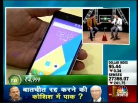Phicomm Energy 653 Review by CNBC Awaaz Tech Guru - 21 Aug 2015