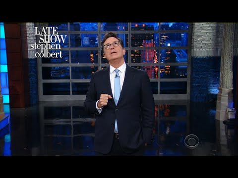 Stephen Recreates Kellyanne Conway's 'Fun With Words'