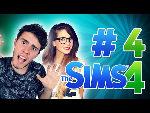 Romantic Date FAIL | Sims 4 With Zoella #4