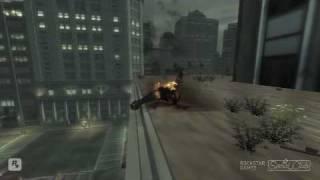 GTA4 die Macht der RPG (Empire State Building)