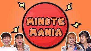 Minute Mania: KPOP Quiz