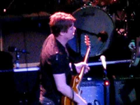 Jonny Lang-Hendrix Experience 3/24/10 - Wellmont, with Brad Whitford of Aerosmith