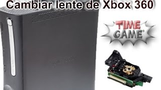 Cambiar lente Lite-on X360