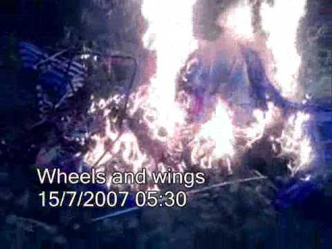 wheels and wings camping brand 2007