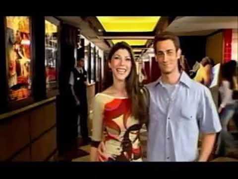 Anabelle Blum y Luke Grande en CINES UNIDOS