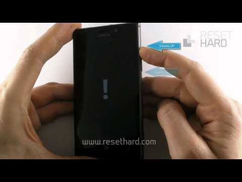 How To Hard Reset Nokia Lumia 925
