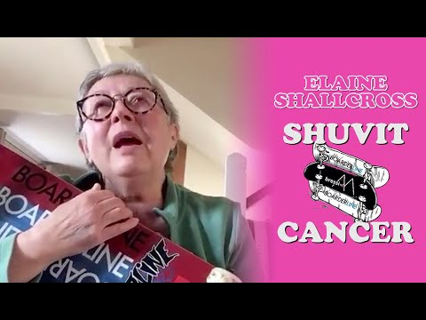68-Year-Old Woman Learning To Skate To Fight Cancer