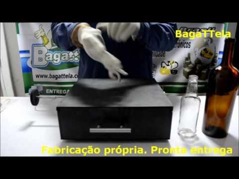 Cortador de Garrafas Bgtel Special 770 watts