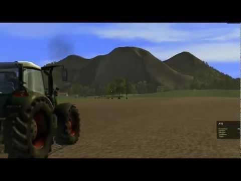 Agricultural Simulator 2012 Gameplay PC