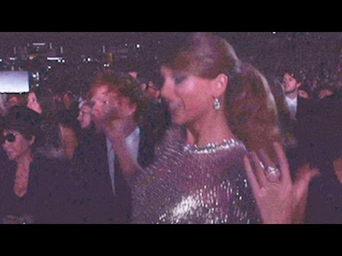 Taylor Swift's Reaction To Beyonce's Grammy Awards 2014 Performance