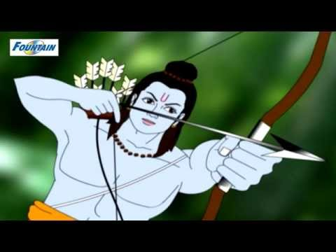 Ramayan -  Abduction Of Sita By Ravana - Kannada video