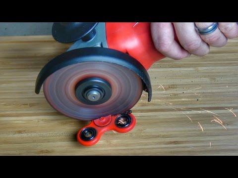 What's Inside A Fidget Spinner?
