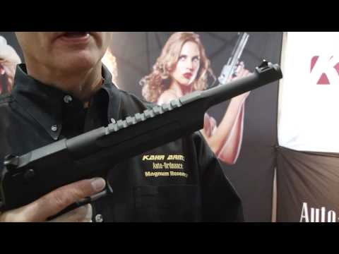 Gallery of Guns 2012 NASGW Sneak Peek: Desert Eagle 10 inch Barrel