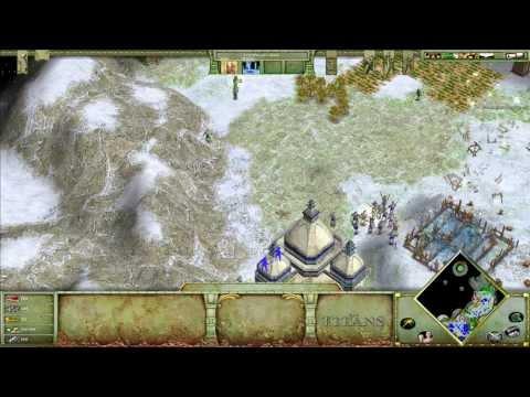 Age of Mythology: The Titans 04. Башня Одина 2/2