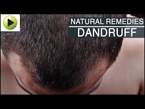 Hair Care - Dandruff - Natural Ayurvedic Home Remedies