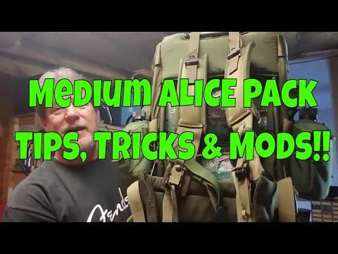 Medium ALICE Pack - Tips, Tricks & Mods