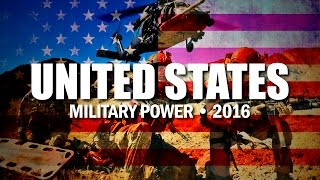 ✪ UNITED STATES MILITARY POWER │2016│ ✪