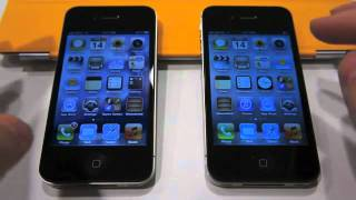 iPhone 4S vs. iPhone 4 [Review][HD]