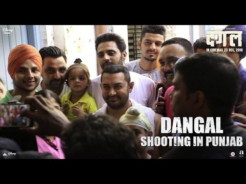 Dangal   Shooting in Punjab - Behind The Scenes   In cinemas now thumbnail