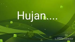 kata-kata HUJAN by miftahul jannah