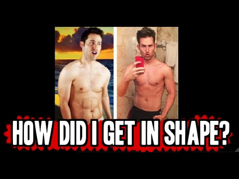 How Did I Get In Shape? (Watch for a Free Gift!)