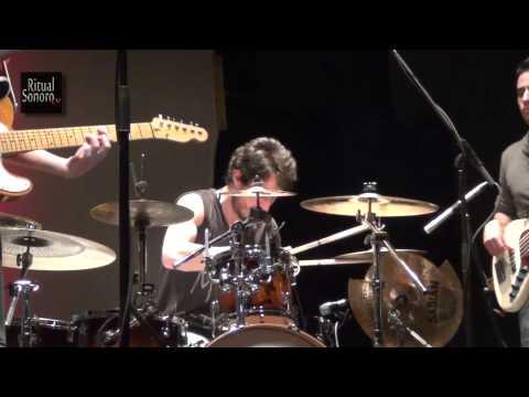 5� festival de bateria e percuss�o de Lavra