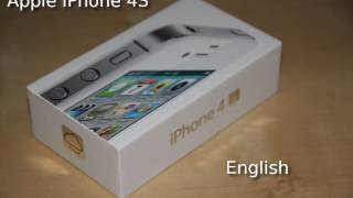 Apple iPhone 4S Review in HD (English)