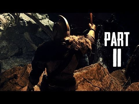 Dark Souls 2 Gameplay Walkthrough Part 11 - Skeleton Lords Boss (DS2)