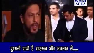 Shahrukh Khan And Salman Khan Fight Again
