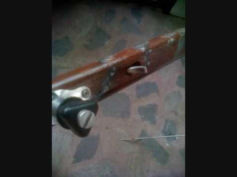 fusil leviathan