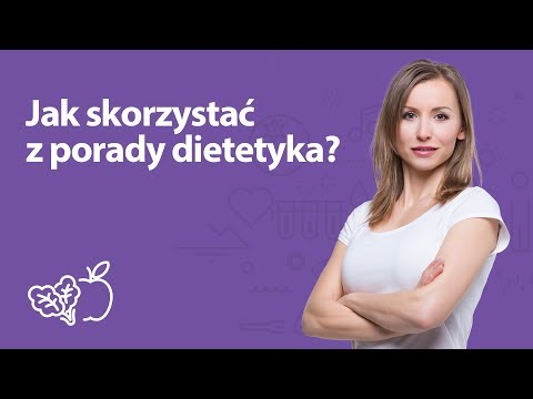 Jak Skorzystać Z Porady Dietetyka | Iwona Wierzbicka | Porady Dietetyka Klinicznego