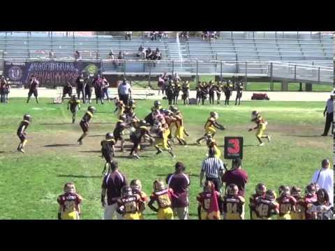 2013 Bantam Highland Bulldogs Highlight Reel