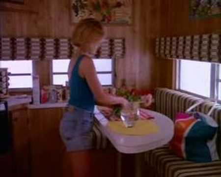 Nicole Eggert Jeans Shorts II Video