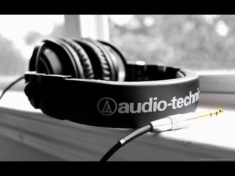 Audio Technica ATH-M50 - Лучшие наушники до $200 (Обзор)