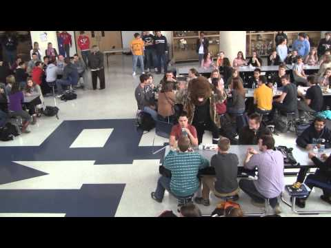 Cafeteria Harlem Shake- Mount Airy High School